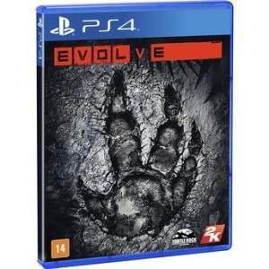 [Walmart] Jogo Evolve - PS4 - R$55