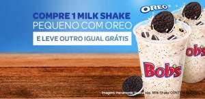 [BOBS] Compre um Milk Shake OREO e leve 2