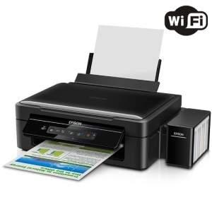 [MEGA MAMUTE] Multifuncional Jato de Tinta Colorida Wireless Ecotank L365 EPSON por R$ 827