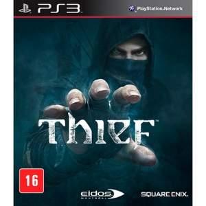 [Americanas] Jogo Thief - PS3  - R$52