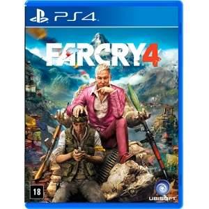 [Americanas] Game Far Cry 4 - PS4 por R$ 79
