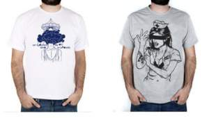 [Kanui] 5 camisetas masculinas por R$109,90
