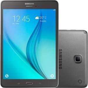 "[ShopTime] Tablet Samsung Galaxy Tab A com S Pen P355M 16GB Wi-Fi + 4G Tela 8"" Android 5.0 Quad-Core - Cinza por R$ 1052"