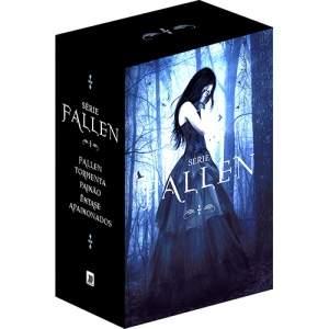 [VOLTOU - Submarino] Box Série Fallen (5 livros) - R$50