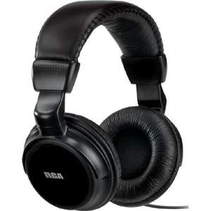 [Sou Barato] Fone de ouvido headphone RCA HP350 - R$50