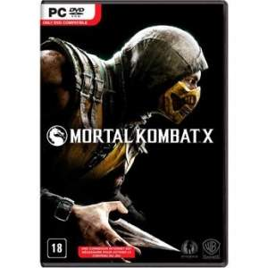 [Walmart] -Mortal Kombat X-Para Pc-R$50,00
