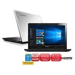 [Casas Bahia] Notebook Lenovo G40-80 com Intel® Core™ i3-5005U, 4GB, 1TB por R$1614