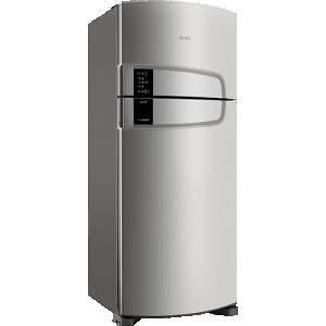 [Americanas]  Geladeira/Refrigerador Consul Frost Free Bem Estar Evox 405 Litros Platinum