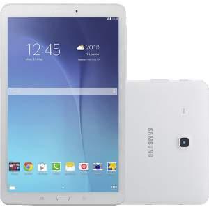 """[Americanas] Tablet Samsung Galaxy Tab E T560N 8GB Wi-Fi Tela 9.6"""" Android 4.4 - R$712"""