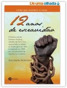 [Amazon] 12 anos de escravidão eBook Kindle Grátis