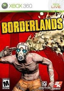[Xbox] Jogo Borderlands Xbox360 - Grátis pra Live Gold
