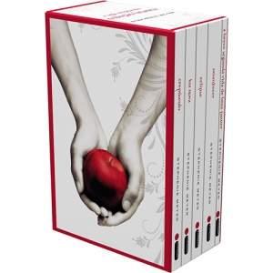 [Americanas] Box Saga Crepúsculo (5 Livros) por R$ 32