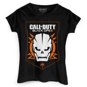 [bandUP Store] Camiseta Feminina Call Of Duty OFICIAL R$9,90