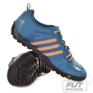 [Fut Fanatics] Tênis Adidas Daroga Canvas Azul R$120