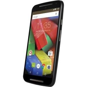 """[Sou Barato] Smartphone Motorola Moto G (2ª Geração) Dual Chip Desbloqueado Android Lollipop 5.0 Tela 5"""" 16GB 4G Wi-Fi Câmera 8MP Preto - R$ 899,00"""