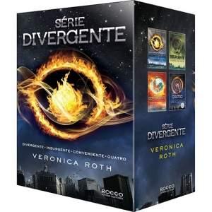 [Lojas Americanas]- Livro - Box Divergente- 86,99