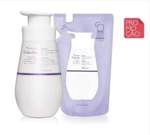 [Natura] Kit Natura Tododia Algodão - Desodorante Hidratante Corporal Regular + Refil R$ 37