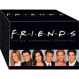 [SUBMARINO] Coleção Friends - As Dez Temporadas Completas R$178
