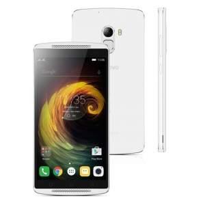 """[Extra]  Smartphone Lenovo Vibe A7010 Branco com Tela 5.5"""" 32GB Câmera 13MP 4G Dual Chip Android 5.1 e Processador True Oct"""