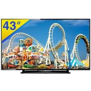 """[ECOLCHÃO] TV LED 43"""" AOC Full HD 60Hz com Conversor Digital Integrado, Sleep Timer, EPG, Conexão HDMI, USB e VGA - LE43D1452 - R$ 1169,91 com o cupom 3D97-4FB1-07ED-0448"""