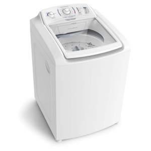 [CASAS BAHIA] Lavadora de Roupas Electrolux 13 kg Alta Capacidade LT13B - Branca - R$1.099