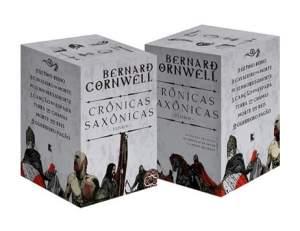 [SUBMARINO] Livro - Box Crônicas Saxônicas (7 Livros) - R$ 71,91 com o cupom  MEGAOFF