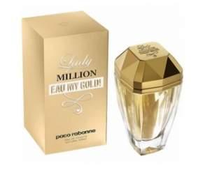 [SUBMARINO] Perfume Lady Million Eau My Gold! Paco Rabanne Feminino Eau de Toilette 80ml - R$ 167,96 no boleto ou R$  189,45 parcelado com o cupom MEGAOFF