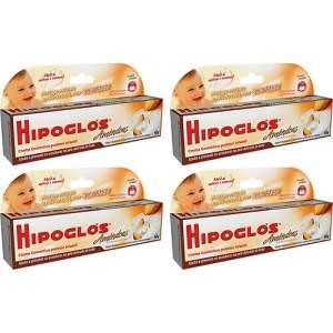 [ShopTime] Kit com 4 Pomadas Hipoglós 40g Cada R$40