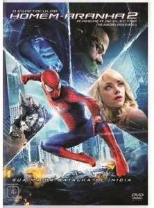 [Saraiva] DVD O Espetacular Homem-Aranha 2: A Ameaça de Electro - R$5