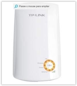 [Voltou- Submarino] Repetidor Wifi Universal Tp-link 150 Mbps 2 Antenas Internas TL-WA750RE - TP-Link por R$ 70