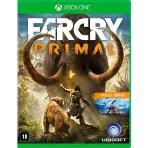 [Americanas] Game Far Cry Primal - Xbox One  por R$ 134