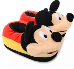 [Shoptime] Pantufa Mickey 37-39 Ricsen 18376 - R$80