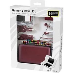 [Subamarino] Kit para Viagem Tech Dealer 3DS/DSI/DS Lite - R$45