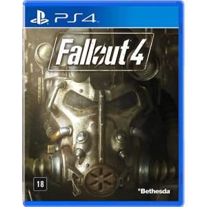 [Submarino] Fallout 4 Playstation 4 e Xbox One - R$87,91