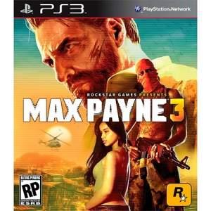 [AMERICANAS] Game Max Payne 3 - PS3 - R$ 49,80