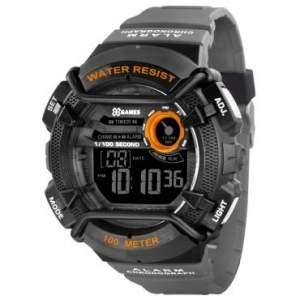 [Ricardo Eletro] Relógio Masculino X-Games Digital, Pulseira de Poliuretano, Resistência a Água - por R$ 78