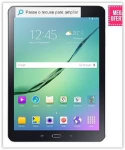 [Submarino] Tablet Samsung Galaxy Tab S2 T810 32GB Wi-Fi Tela AMOLED 9.7'' Android 5.0 Processador Octa Core 1.9 Ghz+1.3GHz - Preto por R$ 1583