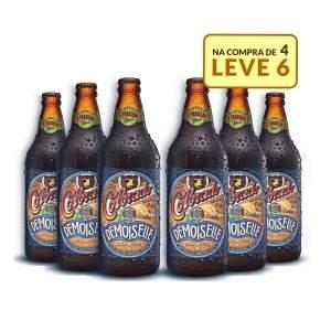 [Emporio da Cerveja] Kit Colorado Demoiselle 600ML - Na Compra de 4 Leve 6 Garrafas por R$ 60