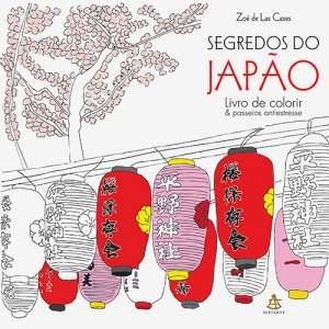 [Submarino] Livro para Colorir - Segredos do Japão R$4