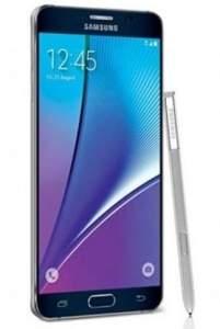 """[SUBMARINO] Smartphone Samsung Galaxy Note 5 Desbloqueado Tela 5.7"""" 32GB 4G 16MP Android 5.1 - Preto - R$ 2199,12 NO BOLETO com o cupom MEGAOFF10"""