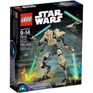 [Americanas] Lego General Grievous - R$174