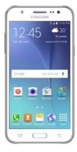 """[CASAS BAHIA] Smartphone Samsung Galaxy J5 Duos Branco com 16GB, Dual Chip, Tela 5.0"""", 4G, Câmera 13MP, Android 5.1 e Processador Quad Core de 1.2 GHz - R$ 769,50 com o cupom VEMVER"""