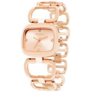 [Ricardo Eletro] Relógio Feminino Analógico Technos Rosê - R$94,00