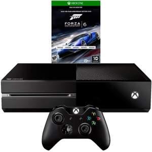 [AMERICANAS] Console Xbox One 500GB + Jogo Forza 6 (Via Download) + Controle Wireless - R$ 1564,35 no boleto!