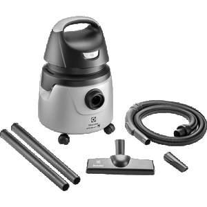 [Americanas] Aspirador de Água e Pó Electrolux Cinza e Preto 10L Somente 220V por R$ 122