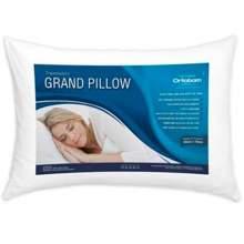 [Ponto Frio]Travesseiro Ortobom Grand Pillow em Microfibra com Enchimento 50 x 70 cm por R$16