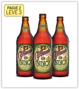 [Emporio da Cerveja] Kit Colorado Indica 600Ml - Na Compra de 2, Leve 3 por R$ 30