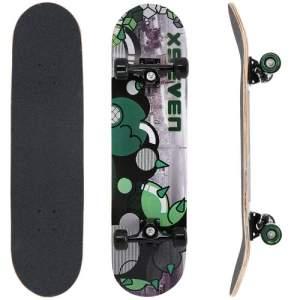 [Submarino] Skate X7 Monster City R$64