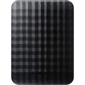 [Extra] HD Externo Portátil Samsung M3 1TB STSHX-M101TCB - Preto (FRETE GRÁTIS) por R$ 284