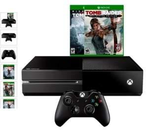 [SUBMARINO] Console Xbox One 1TB + 2 Jogos Tomb Raider (Via Download) + 1 Controle sem Fio - R$ 1583,92 NO BOLETO COM O CUPOM BLACKGAMES